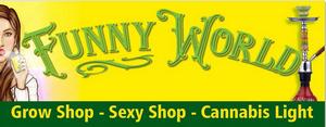 logo funnyworld cbd